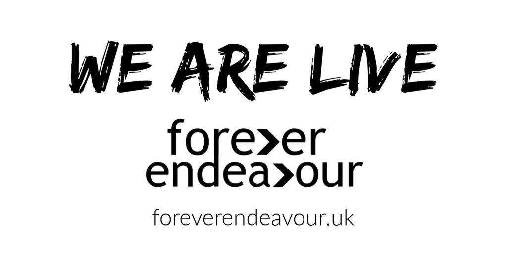 Forever Endeavour magazine - @ForeverEndMag Twitter Profile