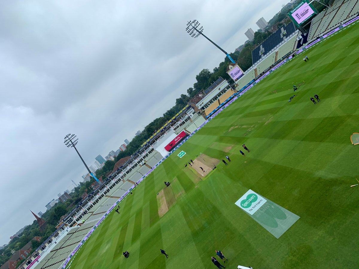 Ashes 2019: England v Australia first Test, day one – as it