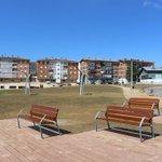Image for the Tweet beginning: Nuevo parque de Larres en