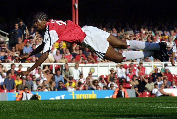 Happy Birthday, Nwankwo Kanu!  What\s your favourite memory of the Nigerian in an Arsenal shirt?