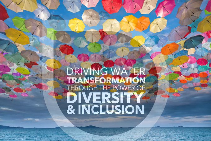 Join us next week at #WWWeek to hear from @PatrickKDecker, #SWP laureate Dr. Jackie King and @WorldBankWater's @JenniferJSara1 about the power of dive...