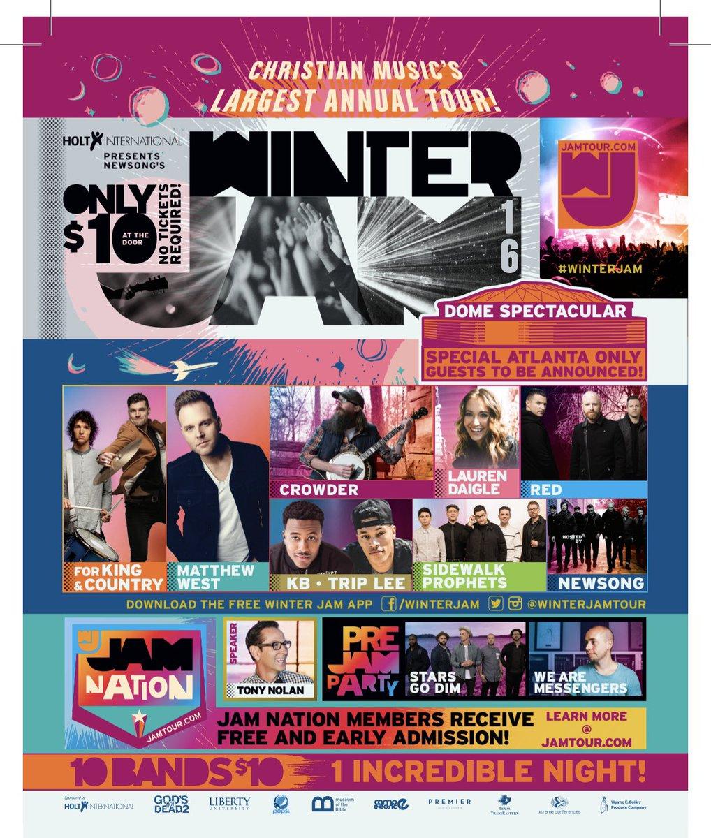 Winter Jam 2020 Tour Dates.Winter Jam Winterjamtour Twitter