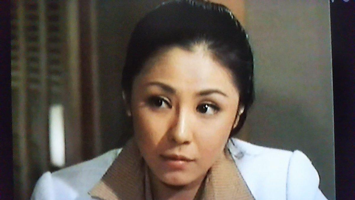 #本阿弥周子 さんの髪型もう戻らないのだろうか?1980年頃 よくあの髪型の人はいたけど やはりこの方が良いなぁー  #大捜査線 https://t.co/ZWoPHjZiiR
