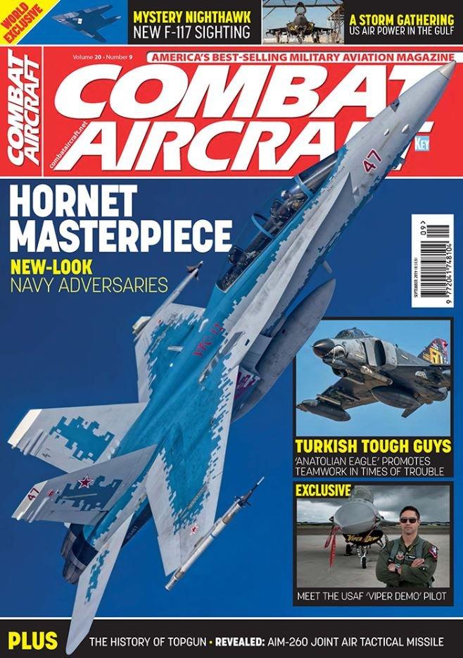 Combat Aircraft (@CombatAir_Mag) | Twitter