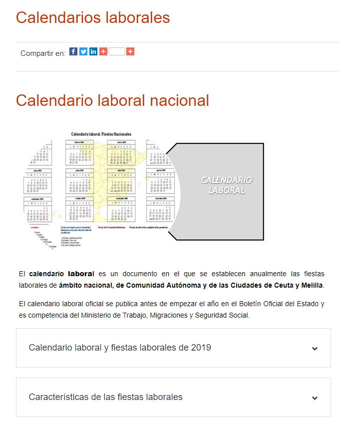 Calendario Laboral Ceuta 2019.Calendariolaboral Hashtag V Twitter