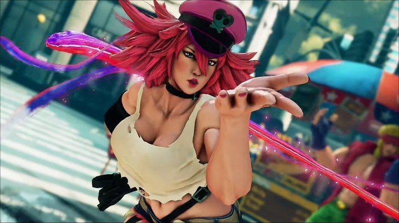 poison street fighter 5