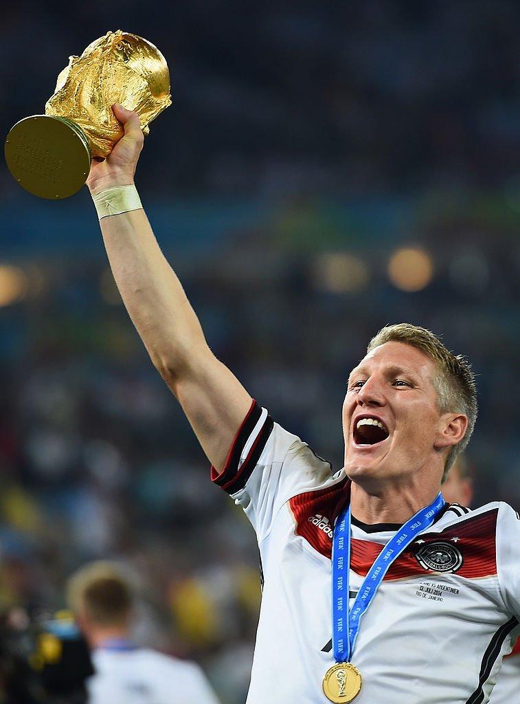 Happy Birthday! Bastian Schweinsteiger