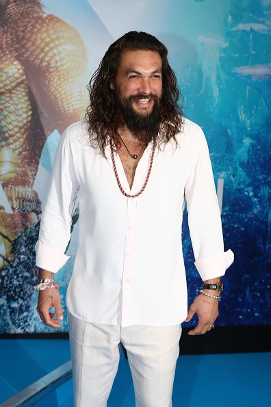 Happy 40th birthday to the beautiful human being that is Jason Momoa! What is your favorite Jason Momoa role?