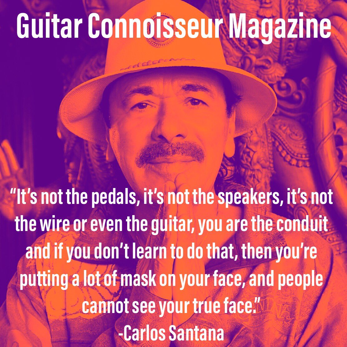 Love this quote from @SantanaCarlos #guitarconnoisseur https://t.co/8AHucGdZeL