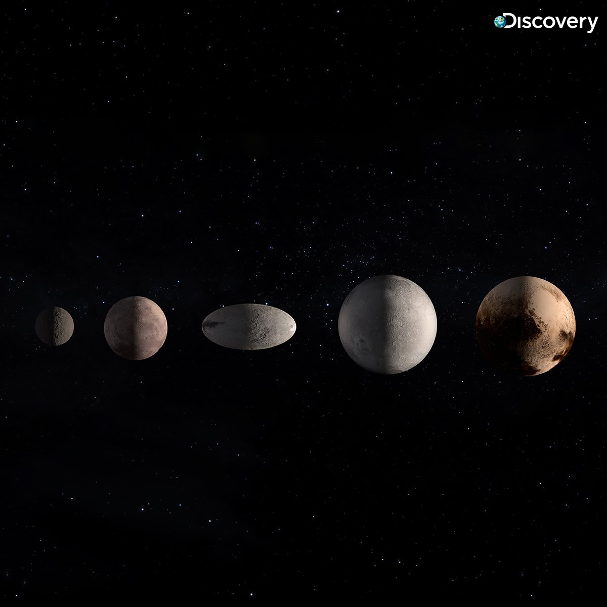 dwarf planets in our solar system - HD 1200×1200