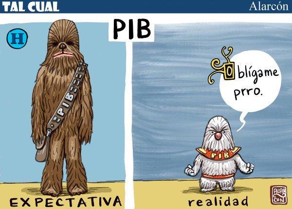 PIB - Alarcón