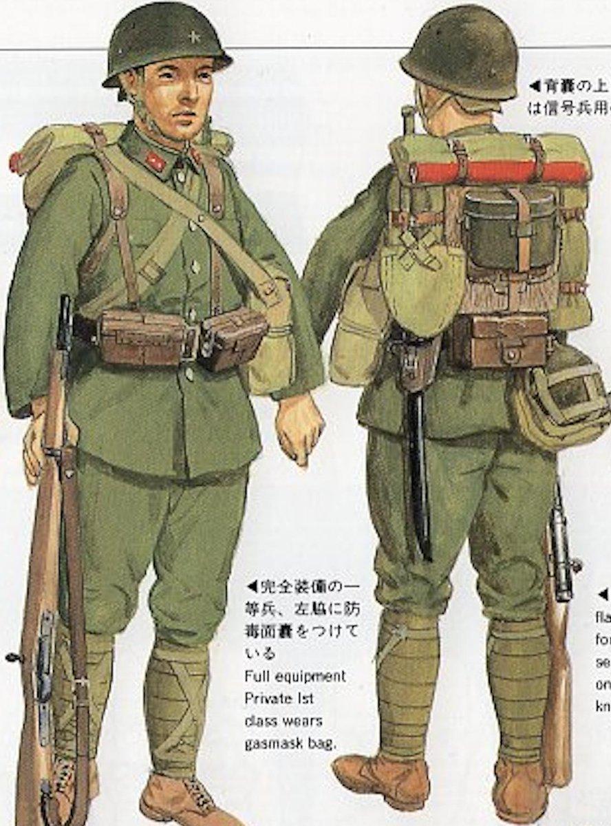 """テリマカシ 。。 בטוויטר: """"① 大日本帝国陸軍の軍服 ② 大日本帝国 ..."""