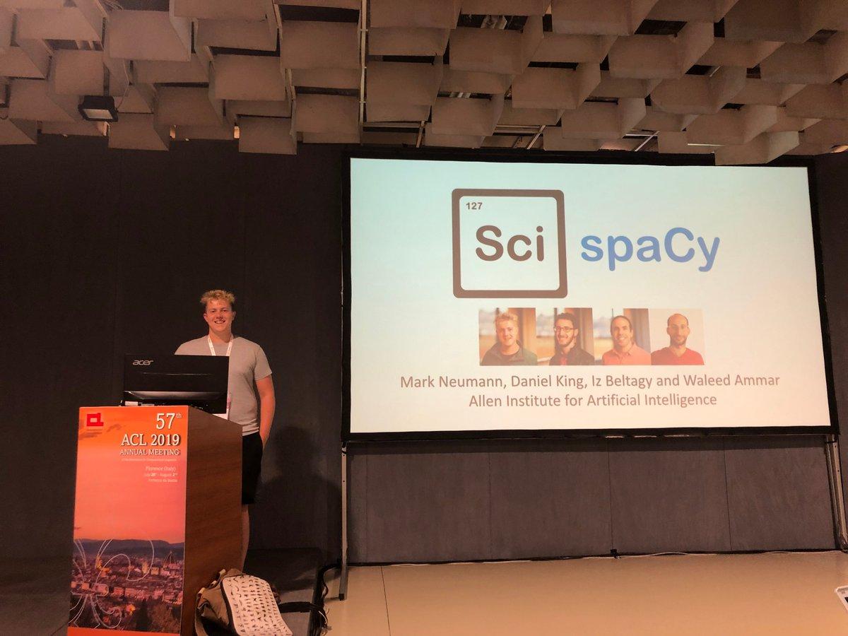spaCy (@spacy_io) | Twitter