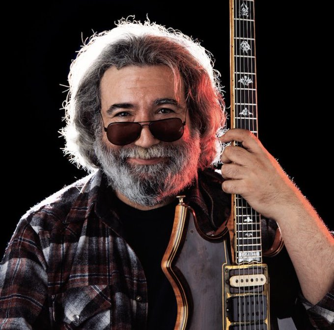 Happy Birthday to the late great Jerry Garcia!