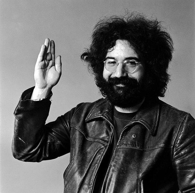 Happy birthday Jerry Garcia, forever a San Francisco legend