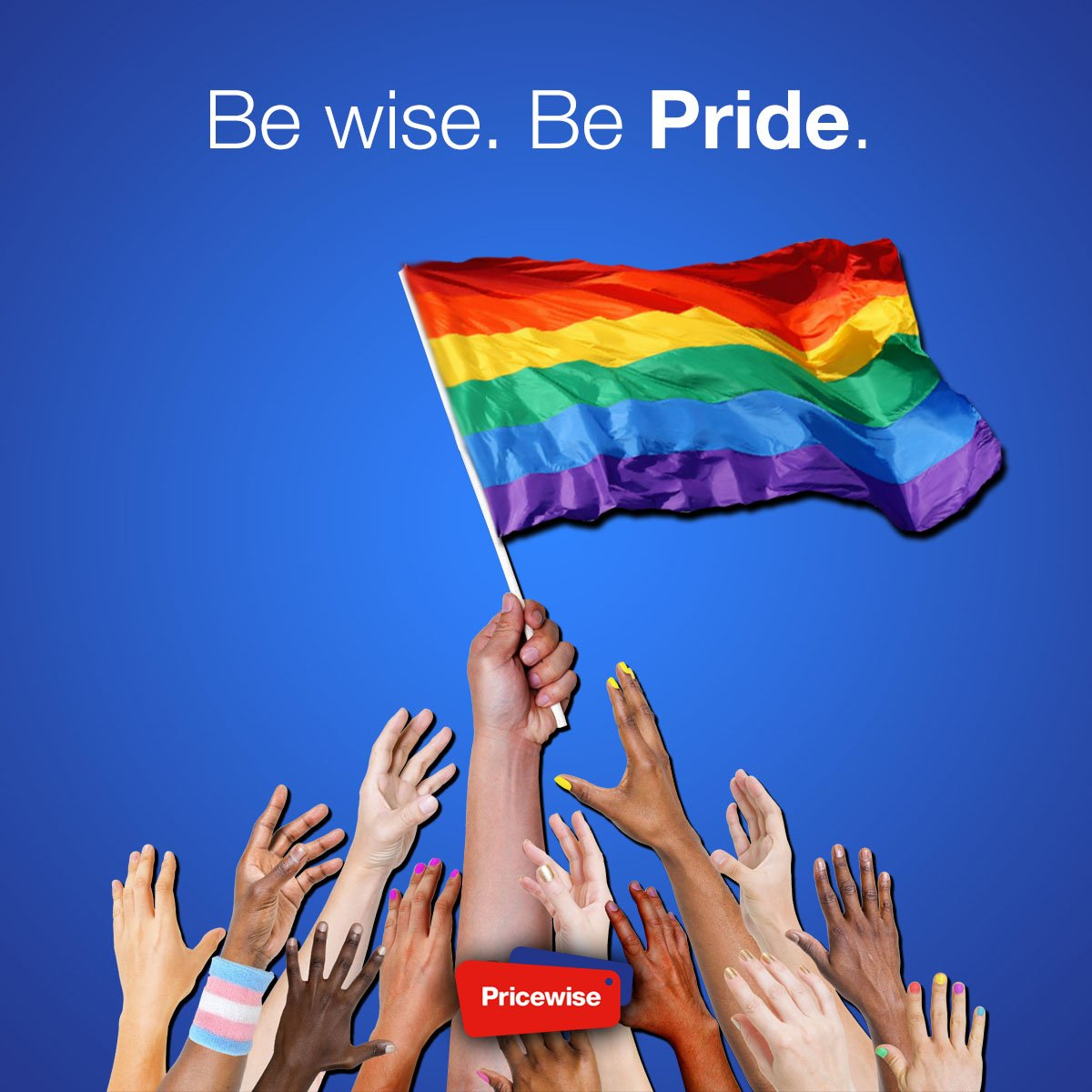 Geweldig al die gekleurde logo's en leuke inhakers, maar laten we niet vergeten dat Pride-week niet bij deze ene week moet blijven. Voor gelijkheid en jezelf mogen zijn moeten we ons altijd hard maken. Het hele jaar door! 💪🏳️🌈🏳️⚧️#Pride2019 #prideweek  #Pride #Liefde https://t.co/toK5wECnWH