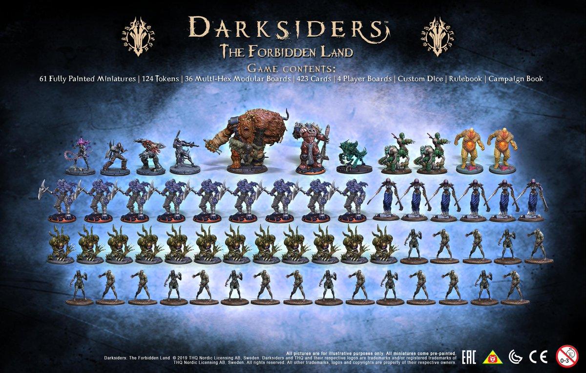 Darksiders on Twitter:
