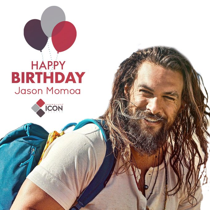 Patiently waiting for Aquaman 2! Happy birthday, Jason Momoa.  Visit Us: