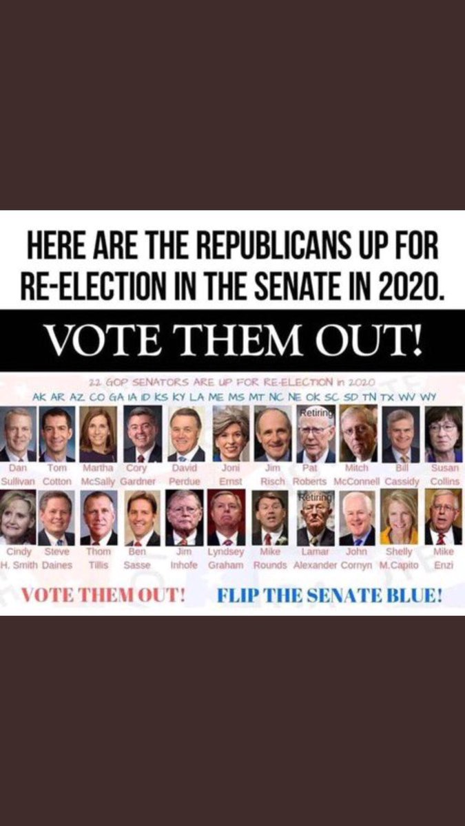 @glennkirschner2 Vote them ALL out for crimes against our country!! #MoscowMitch #RussianRand #DumaDevin #GRUGraham #tRUmpublicans