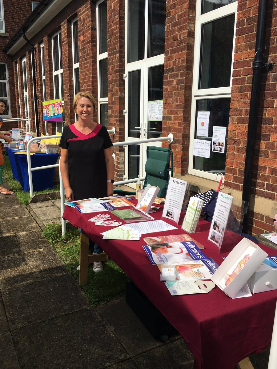 Had a fab day today promoting #reflexology #pregnancymassage #hypnotherapy at the Deaf School Baby Bunnies event. #doncasterisgreat https://t.co/tz0YYxAmqp