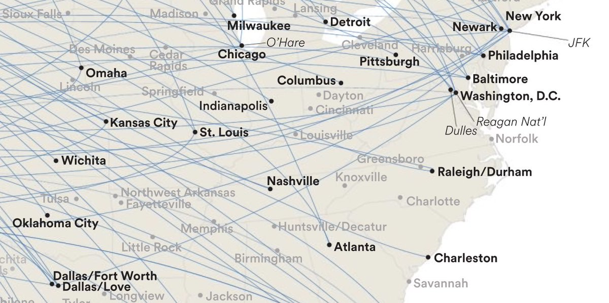 Airline Maps on Twitter: \