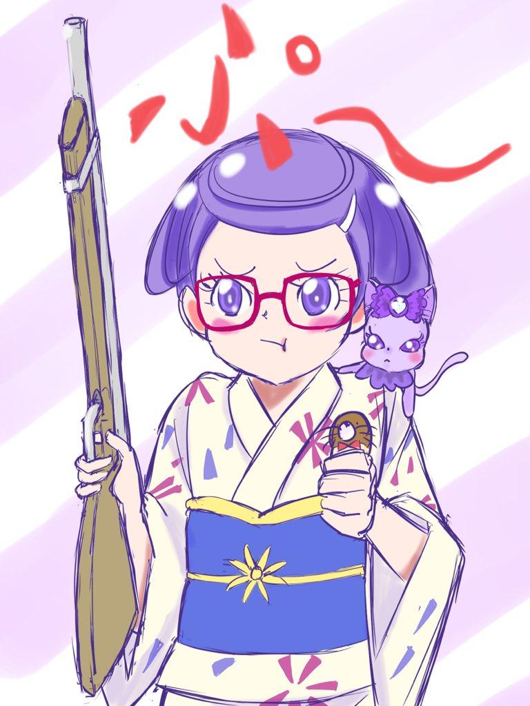 あらナス@おしん再放送が良い (@aranasu_raku)さんのイラスト