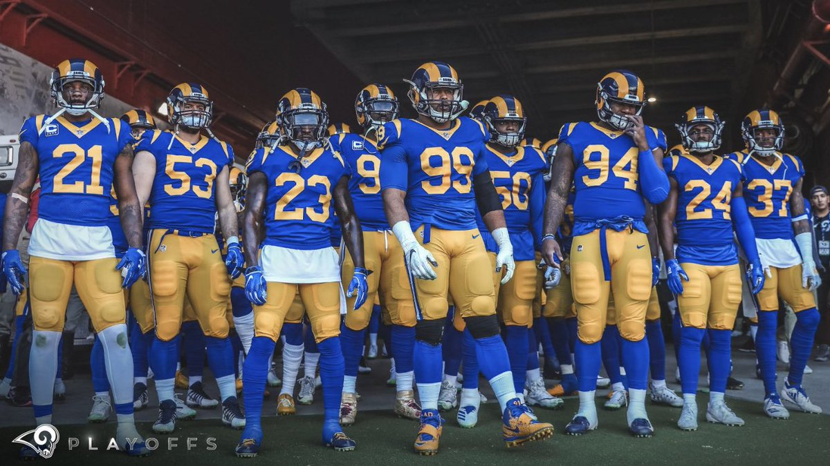 I have 2 tickets for sale to LA Rams vs New Oreleans Cry Babies, err I mean Saints. Only selling to Rams fans, and tickets are face value, no extra fees. Sec 323, Row 21. Total $390 total for both tickets (thats what I paid for them). Please DM if interested. Thank you