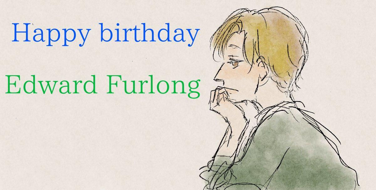 Happy birthday Edward Furlong !