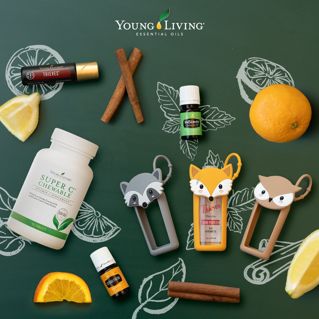 Young Living Essential Oils (@youngliving) | Twitter