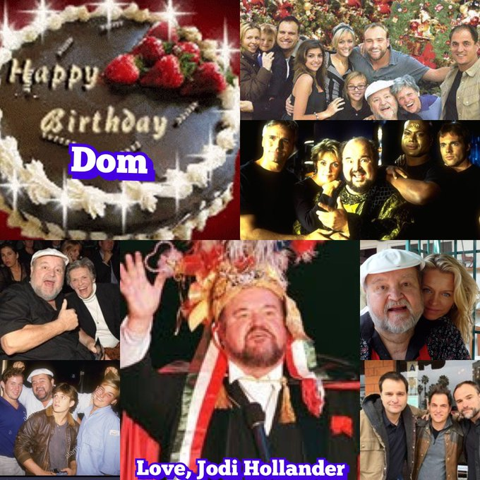 Happy Birthday to the late Dom DeLuise who would ve been 86 today. Miss you .
