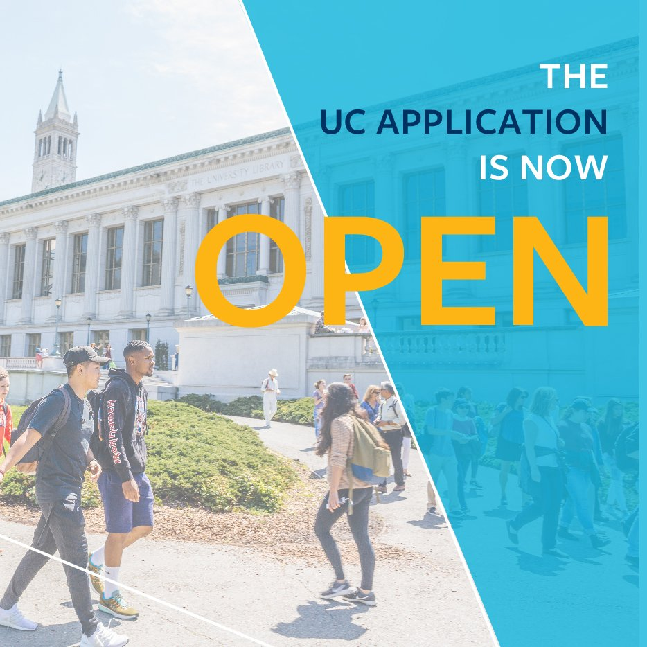 UC Berkeley Admissions (@CalAdmissions) | Twitter
