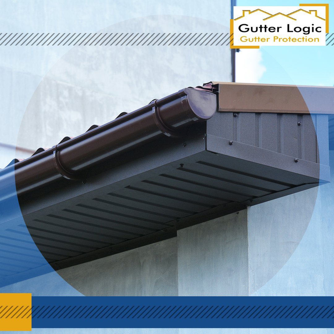 Did you know we are rated the #1 best gutter guard for value & performance? Just another reason why our customers love Gutter Logic. gutterlogic.com/about-us/awards