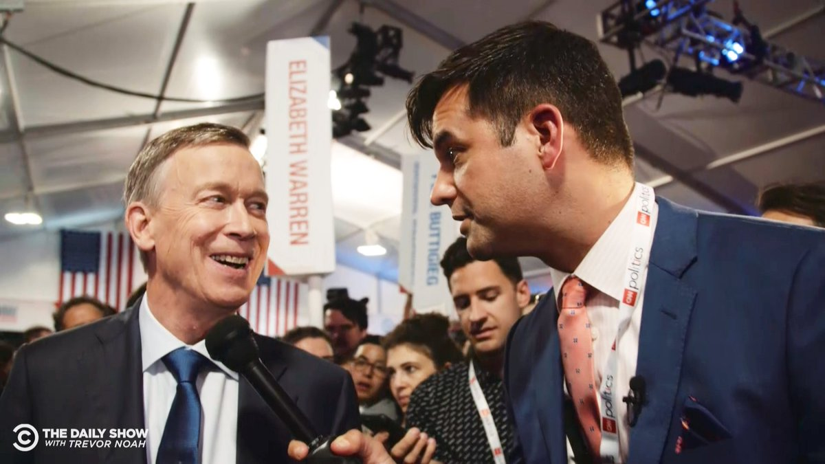.@MichaelKosta enters the post-debate spin room and shows these clowns what real reporting looks like.