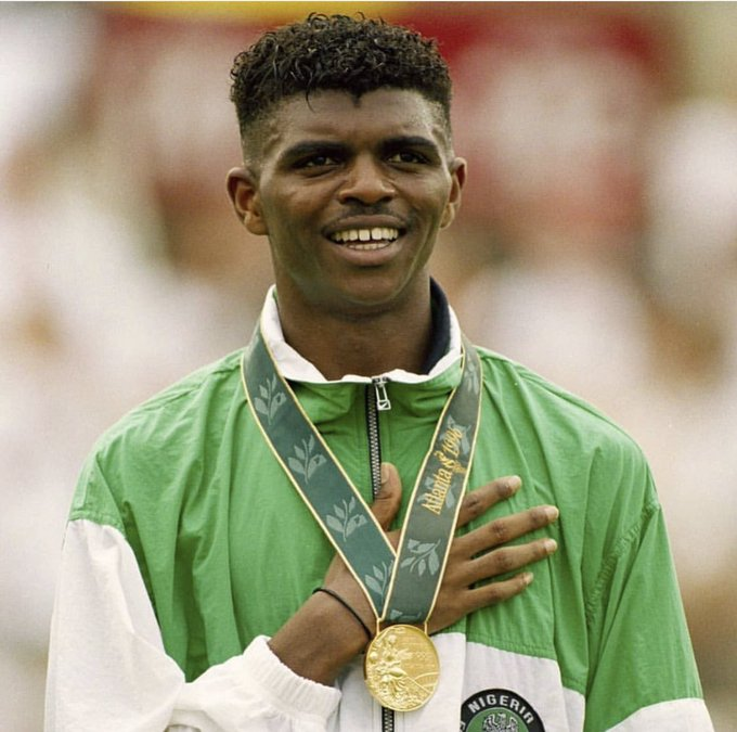 Happy birthday to the king Nwankwo Kanu