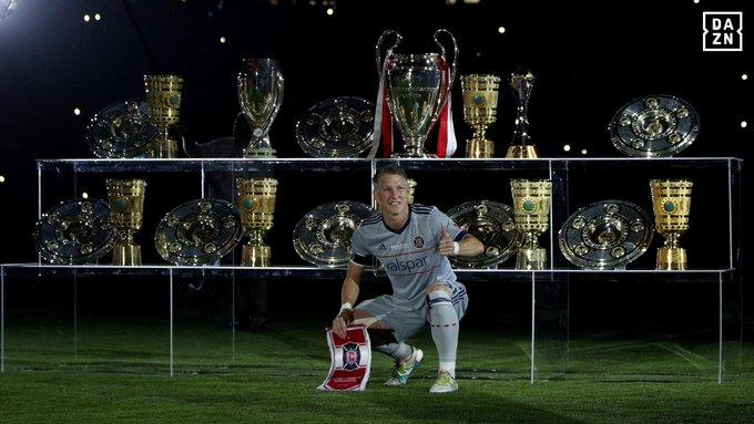 Happy Birthday, Bastian Schweinsteiger!