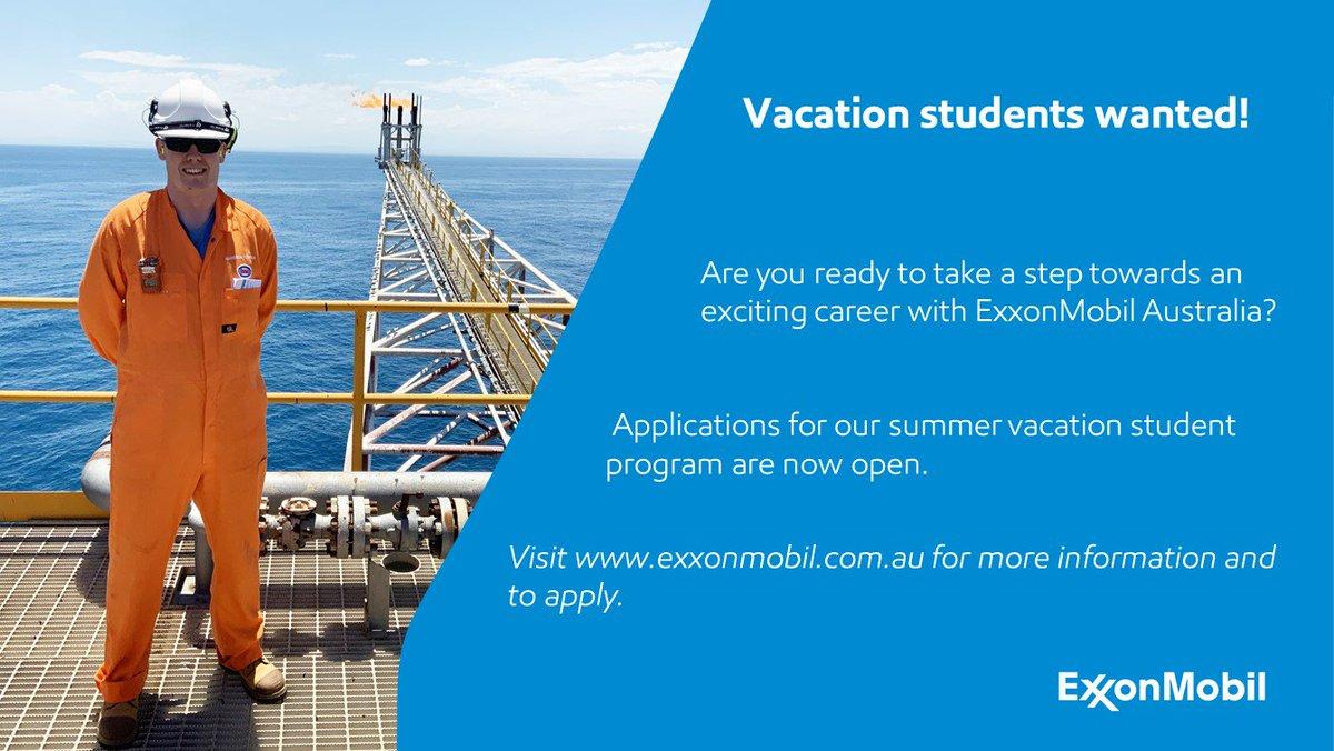 ExxonMobil Australia (@exxonmobil_aus)   Twitter