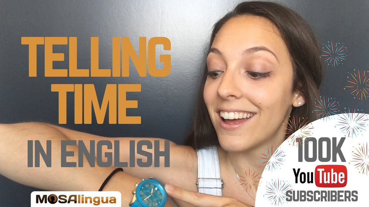 🕓 Learn all about how to say #dates and #times in #English. And join us to celebrate our 100K subscribers 😍: ow.ly/C9fy50vh4VD