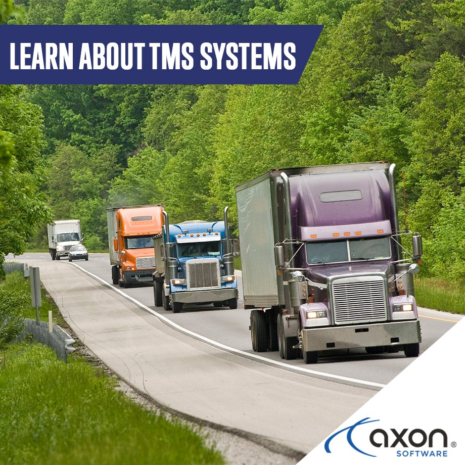 Axon Software (@AxonTrucking) | Twitter