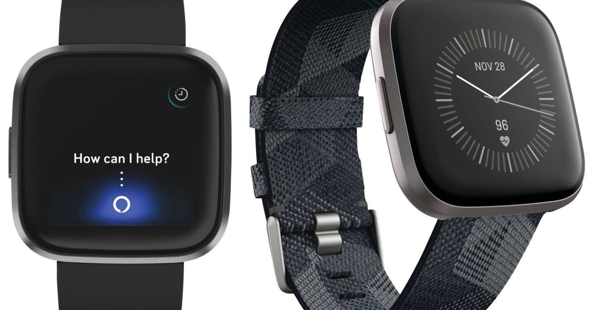 Fitbit's next smartwatch could pack Alexa and an OLED screen