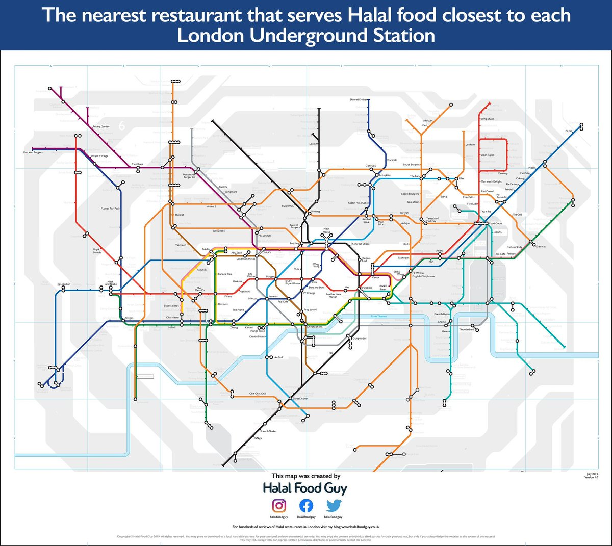 Halal Food Guy حلال (@halalfoodguy) | Twitter
