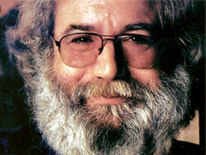 Happy birthday to Jerry Garcia.