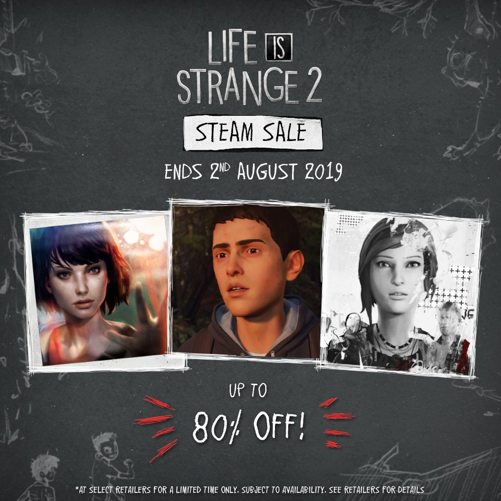 Life is Strange (@LifeIsStrange) | Twitter