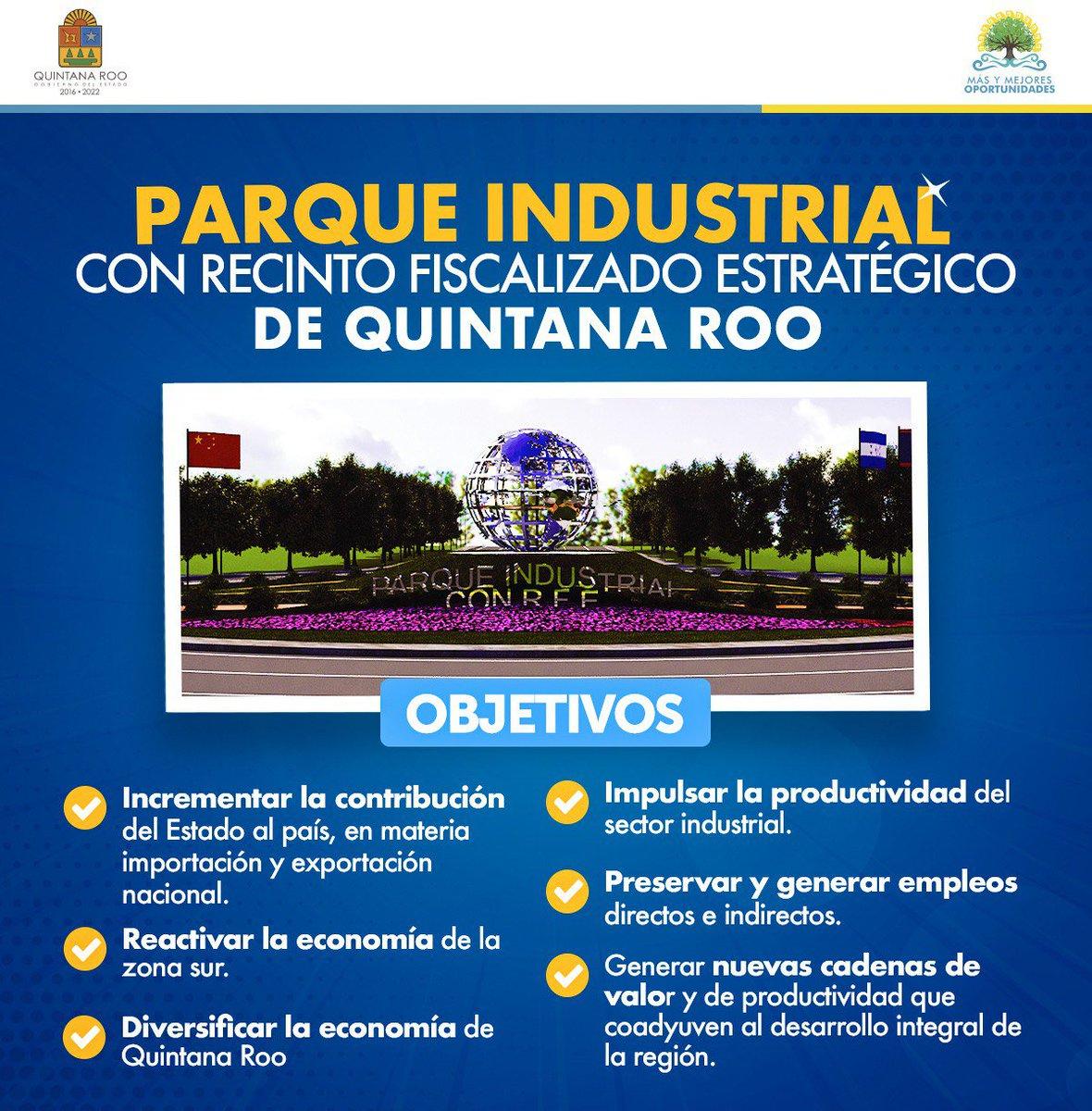 Resultado de imagen para parque industrial RFE