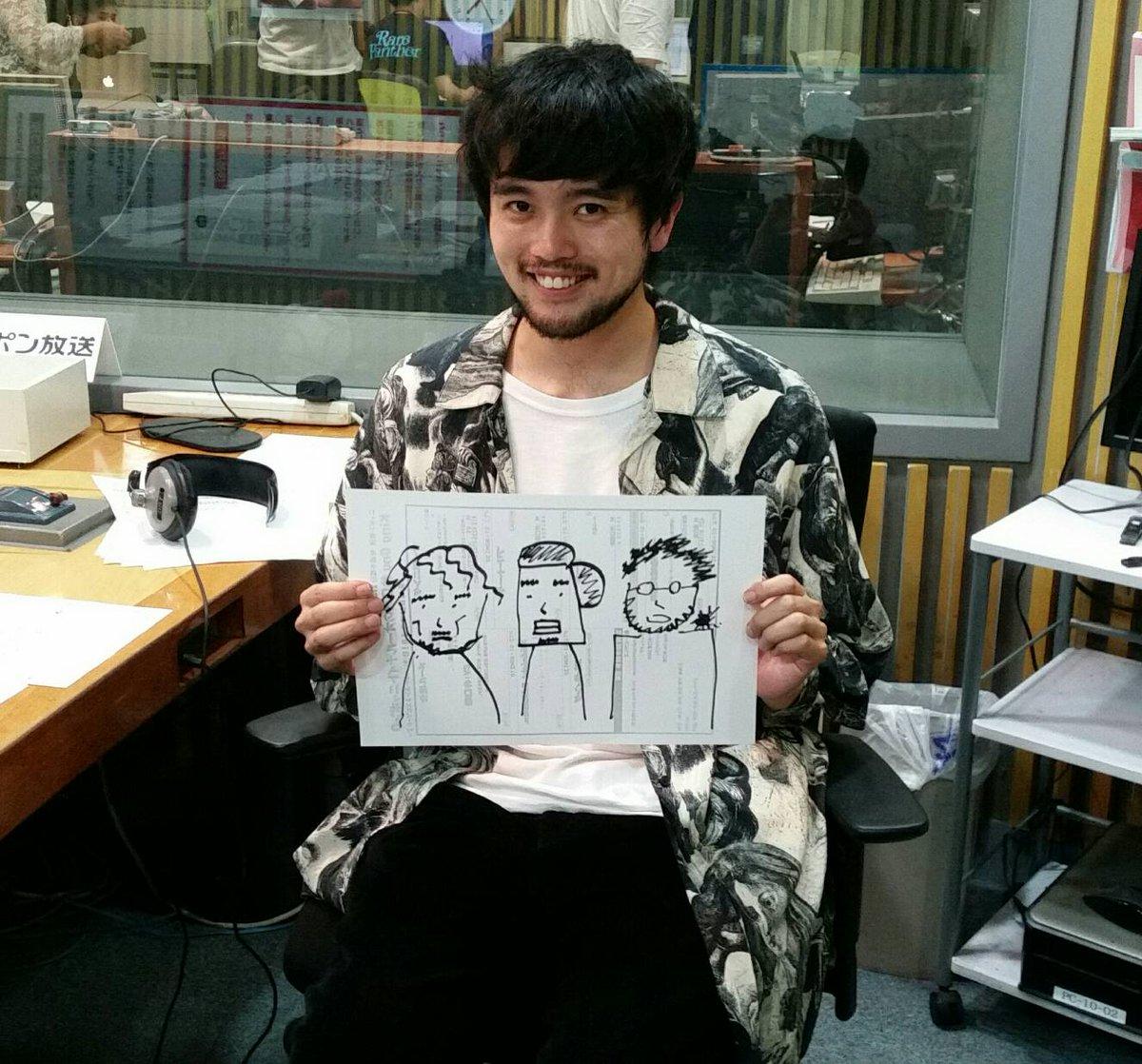 井口 King ラジオ gnu
