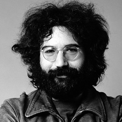 Happy birthday to Jerry Garcia  The frontman would have been 77 today