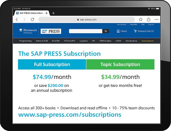 SAP PRESS - @sappress Download Twitter MP4 Videos and Browse Tweets
