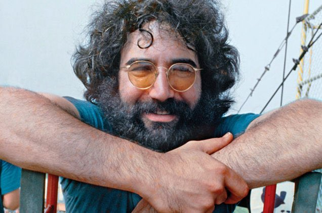 Happy birthday to one of my biggest creative inspirations Jerry Garcia.