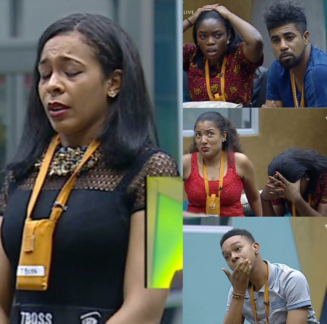 "Who remembers Tboss?  She was amazing. Her role in their presentation ""Miss Koskos"" was epic and the momory is still so fresh.   So much love for her. ❤️  #BBNaija2019 #BBNaija #BBNaija2017 https://t.co/bgEyB1K7w8"