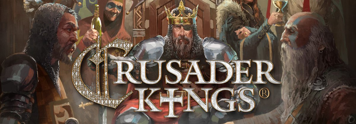 CrusaderKings (@CrusaderKings) | Twitter