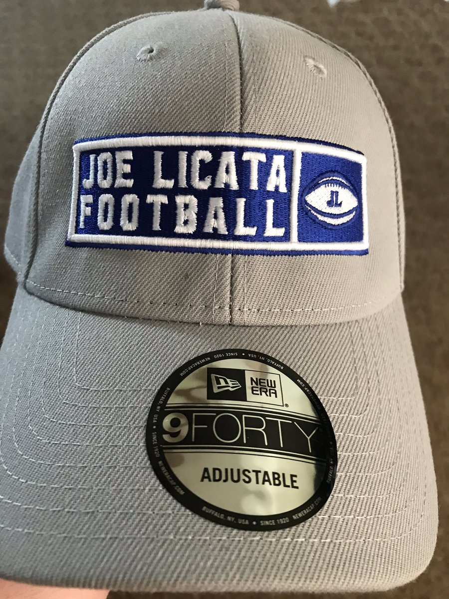 Thanks for the hat @JoeLicata16